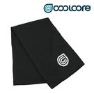 COOLCORE CHILL SPORT 涼感運動巾 黑色 BLACK (涼感運動毛巾、降溫、運動、運動巾)