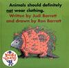 ANIMALS  DEFINITELY NOT WEAR CLOTHING/CD