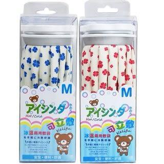 舒敷樂 冷熱布冰袋 M/9吋【德芳保健藥妝】(顏色隨機出貨)