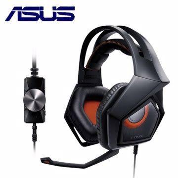 ASUS 華碩 STRIX PRO 梟鷹進化版耳麥 (ENC降噪)/超大尺寸60mm釹磁鐵單體抗噪【刷卡含稅價】