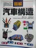 【書寶二手書T5/科學_HYV】圖解汽車構造_原田了