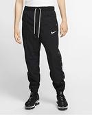 NIKE服飾系列-Sportswear Swoosh 男款黑色梭織運動褲-NO.CD0422010
