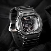【人文行旅】G-SHOCK   GW-M5610-1BDR 太陽能電波錶 43mm CASIO