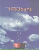 二手書博民逛書店 《Creating Value by Design: Thoughts》 R2Y ISBN:0853317577