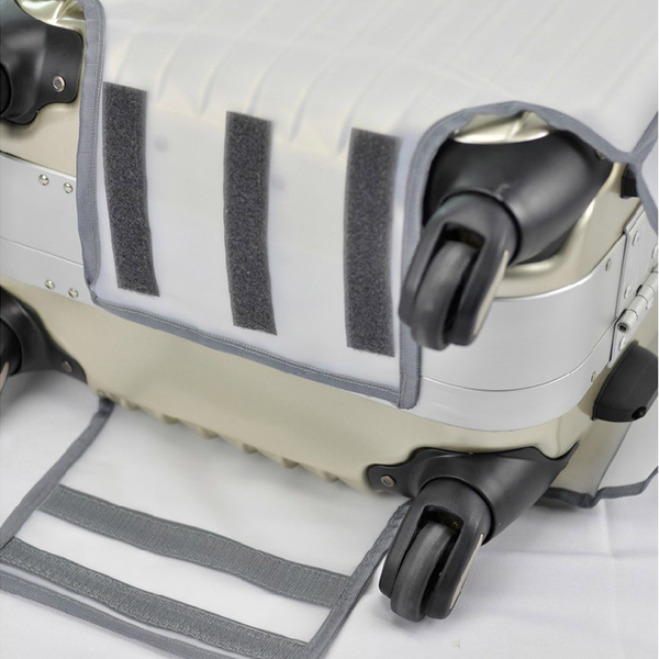 PUSH! 旅遊用品 ABS.PC行李箱拉杆箱專用  防水 保護套 防塵套 箱套 拖運套S05