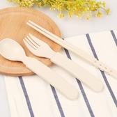 兒童餐具套裝筷子勺子叉子寶寶筷便攜輔食勺