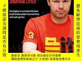 二手書博民逛書店Mastering罕見Small Stakes No-limit Hold emY380406 Jonatha