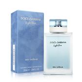 D&G Light Blue eau intense 淺藍女性淡香精(25ml)【ZZshopping購物網】