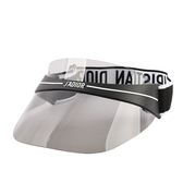 【DIOR】DiorClub1 系列遮陽帽(黑色/灰色) CLUB1_0H300