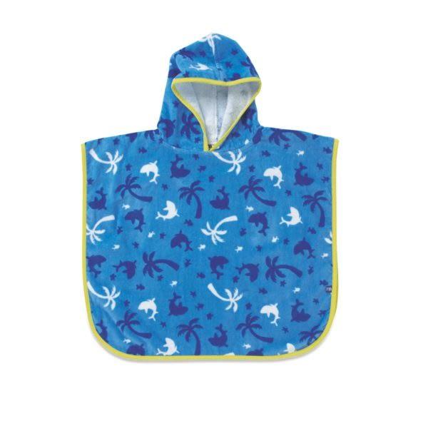 mothercare 鯊魚披巾