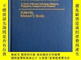 二手書博民逛書店Financial罕見Institutions And Markets In Southeast Asia: A