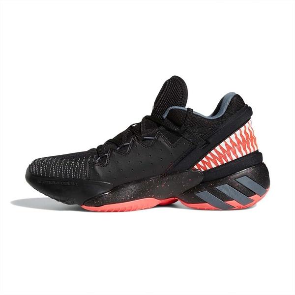 ADIDAS D.O.N. Issue 2 GCA 黑紅 男 猛毒 避震 包覆 支撐 籃球鞋 FW9038