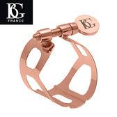 小叮噹的店-法國 BG L49 束圈 玫瑰金 膠嘴用 (次中音薩克斯風) 附吹嘴蓋
