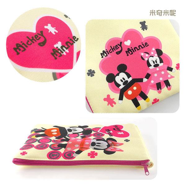 【Disney 】簡約信封式布偶8吋通用平板電腦保護包