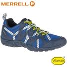 【MERRELL 美國  男 WATERPRO MAIPO 2 水陸兩棲鞋《深藍/寶藍》】ML034053/健行鞋/休閒鞋