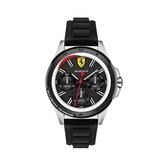 FERRARI 法拉利極勁橡膠帶腕錶/日本/FA0870013