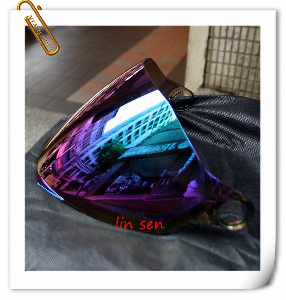ZEUS瑞獅安全帽,ZS-613A,ZS-613B,專用電鍍彩鏡片