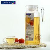 冷水壺玻璃涼水壺家用大容量耐熱水壺果汁1.3L·樂享生活館