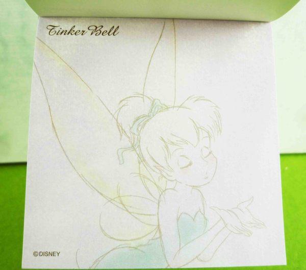 【震撼精品百貨】公主 系列Princess~方形便條本-小精靈(綠)