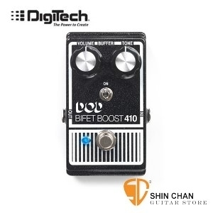 DigiTech DOD410 增益效果器【DOD 410/Bifet Boost with Selectable Buffer Switch】