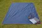 地席戶外帳篷地墊地布草坪野餐墊防水牛津布防潮墊天幕野餐布 2.1*1.5M·樂享生活館