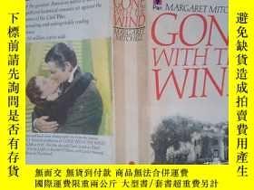 二手書博民逛書店Gone罕見with the wind(詳見圖)Y6583 Ma