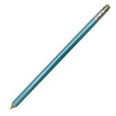 Camel木製圓桿珠光自動鉛筆0.5mm 淺藍