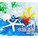 水族造景珊瑚海星 景觀 水族裝飾 裝飾珊瑚 裝飾海星 魚缸擺件 魚缸造 ⭐星星小舖⭐ 台灣現貨