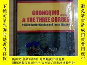 二手書博民逛書店CHONGQING罕見& THE THREE GORGES---