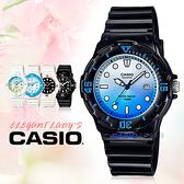 CASIO手錶專賣店 卡西歐 LRW-200H-2E 兒童錶  運動 防水100米 膠質錶帶 可旋轉錶圈 日期顯示