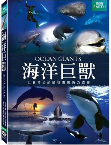 海洋巨獸 DVD(購潮8)