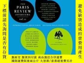 二手書博民逛書店The罕見Paris Review Interviews, IiY255562 The Paris Revie