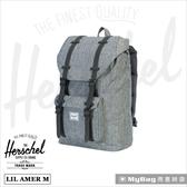 Herschel 後背包 中型 小美國筆電後背包 Little America-Mid 得意時袋