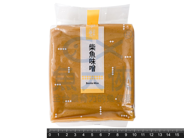 G0【魚大俠】AR090爭鮮-柴魚味噌(780±10g/包)