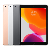 APPLE iPad 第七代 10.2吋 32G WiFi 平板電腦-太空灰/銀/金【現貨+預購】【愛買】