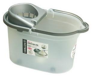 【Keyway】WB-119 好清潔水桶組附輪