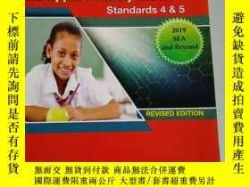 二手書博民逛書店Language罕見arts for upper primary Level Standards 4 5 2019