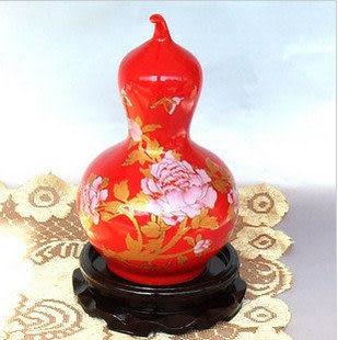 中國紅瓶/025