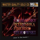 【停看聽音響唱片】【MQGCD】STRAVINSKY PETRUSHKA FIREBIRD STOKOWSKI