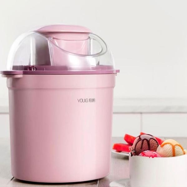 冰淇淋機酸奶冰激凌機家用自動制作迷你雪糕機