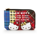 小禮堂 Hello Kitty 皮質票卡...