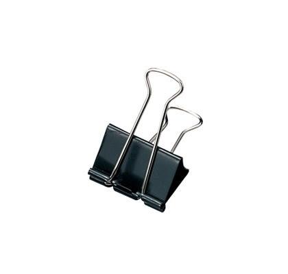 ※亮點OA文具館※ 手牌 SDI 0223B 黑色長尾夾 41mm