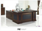 【MK億騰傢俱】ES609-02布萊恩5.8尺主管辦公桌(不含側櫃、活動櫃)