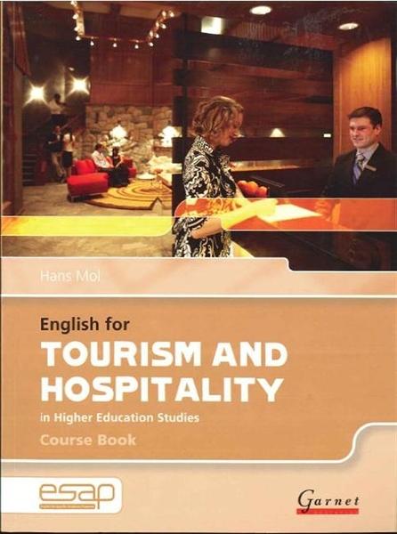 (二手書)English for Tourism & Hospitality: Course Book & 2 audio CDs