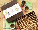 中秋送人參最好禮,茶包明信片造型寫上祝福語好窩心含:韓國高麗參茶/生脈飲/西洋蔘茶 三種人參茶