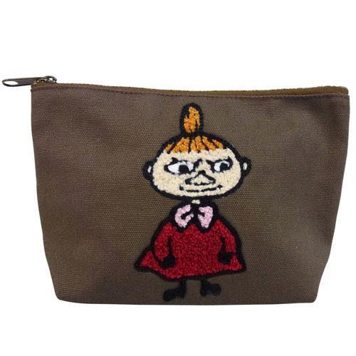 日本刺繡姆明相良化粧包袋~夏綠蒂didi-shop