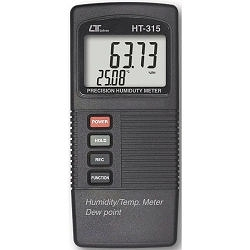Lutron 溫溼度計+露點計 HT-305