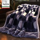 毛毯被子加厚冬季珊瑚絨毯子單人雙層【3C玩家】