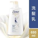 多芬深層修護洗髮乳680ml【愛買】