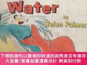 二手書博民逛書店A罕見Fish Out of Water [Illustrated by P.D. Eastmann] 英文原版